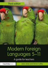 Omslag - Modern Foreign Languages 5-11