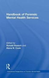 Omslag - Handbook of Forensic Mental Health Services