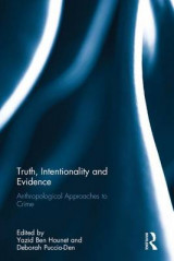 Omslag - Truth, Intentionality and Evidence