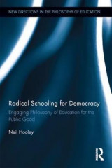 Omslag - Radical Schooling for Democracy