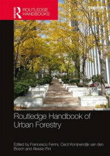 Omslag - Routledge Handbook of Urban Forestry