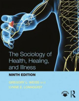 Omslag - The Sociology of Health, Healing, and Illness
