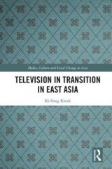 Omslag - Television in Transition in East Asia