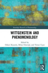 Omslag - Wittgenstein and Phenomenology