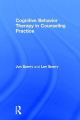 Omslag - Cognitive Behavior Therapy in Counseling Practice