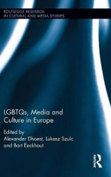 Omslag - LGBTQs, Media and Culture in Europe