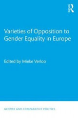 Omslag - Varieties of Opposition to Gender Equality in Europe