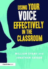 Omslag - Using Your Voice Effectively in the Classroom