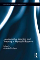 Omslag - Transformative Learning and Teaching in Physical Education