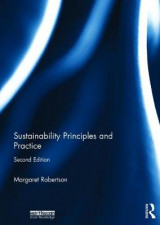 Omslag - Sustainability Principles and Practice