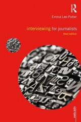 Omslag - Interviewing for Journalists