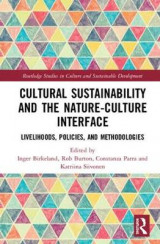 Omslag - Cultural Sustainability and the Nature-Culture Interface