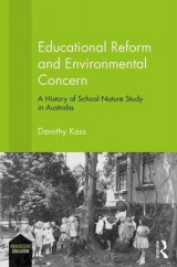 Omslag - Educational Reform and Environmental Concern