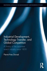 Omslag - Industrial Development, Technology Transfer, and Global Competition