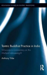 Omslag - Tantric Buddhist Practice in India