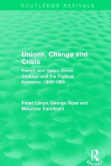 Omslag - Unions, Change and Crisis