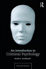 Omslag - An Introduction to Criminal Psychology