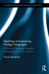 Omslag - Teaching and Learning Foreign Languages