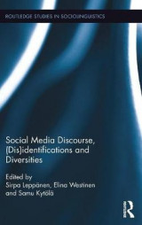 Omslag - Identifications, Diversities and Social Media Discourse