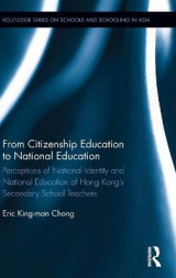 Omslag - From Citizenship Education to National Education