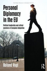 Omslag - Personal Diplomacy in the EU