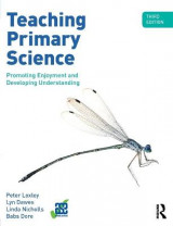 Omslag - Teaching Primary Science, 3rd Edition