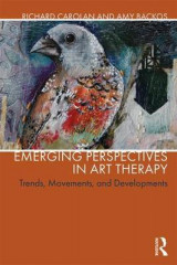 Omslag - Emerging Perspectives in Art Therapy