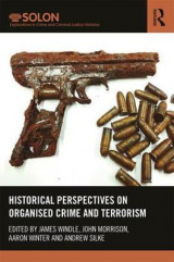 Omslag - Historical Perspectives on Organized Crime and Terrorism
