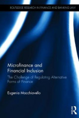 Omslag - Microfinance and Financial Inclusion