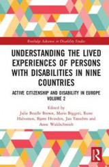 Omslag - Understanding the Lived Experiences of Persons with Disabilities in Nine Countries