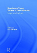 Omslag - Developing Young Writers in the Classroom