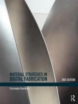 Omslag - Material Strategies in Digital Fabrication