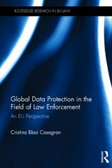 Omslag - Global Data Protection in the Field of Law Enforcement