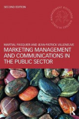 Omslag - Marketing Management and Communications in the Public Sector