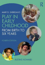 Omslag - Mary D. Sheridan's Play in Early Childhood