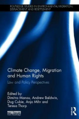 Omslag - Climate Change, Migration and Human Rights