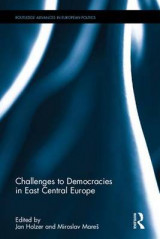 Omslag - Challenges to Democracies in East-Central Europe