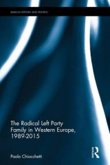 Omslag - The Radical Left Party Family in Western Europe, 1989-2015