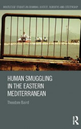 Omslag - Human Smuggling in the Eastern Mediterranean