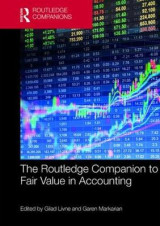 Omslag - The Routledge Companion to Fair Value in Accounting