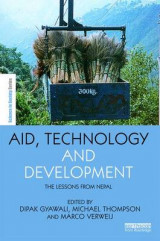 Omslag - Aid, Technology and Development