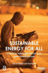 Omslag - Sustainable Energy for All