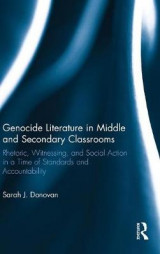 Omslag - Genocide Literature in Middle and Secondary Classrooms