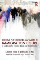 Omslag - Forensic Psychological Assessment in Immigration Court