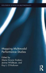Omslag - Mapping Multimodal Performance Studies