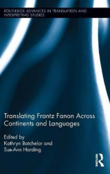 Omslag - Translating Frantz Fanon Across Continents and Languages