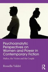 Omslag - Psychoanalytic Perspectives on Women and Power in Contemporary Fiction