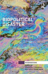Omslag - Biopolitical Disaster