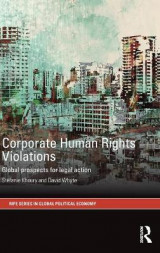 Omslag - Corporate Human Rights Violations