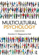 Omslag - Multicultural Psychology